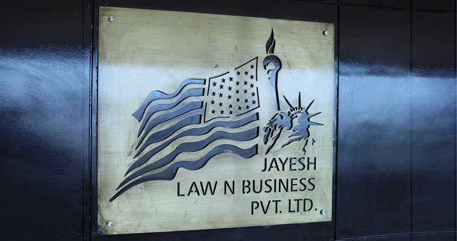jayesh law n business wall
